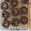 Paleo Chocolate Zucchini Donuts