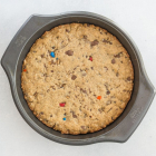 Candy Bar Monster Cookie Cookie Cake