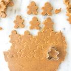 Homemade Gluten-Free Peanut Butter Dog Treats