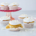 Gluten-Free Coconut Cupcakes
