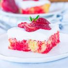 Easy Strawberry Lemonade Cake