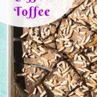 Homemade Coffee Toffee
