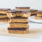 Easy Chocolate Caramel Bars