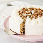 Cake Mix Hummingbird Cake