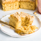 Easy Peanut Butter Cake