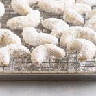 Almond Crescent Cookies