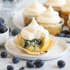 Blueberry Cupcakes