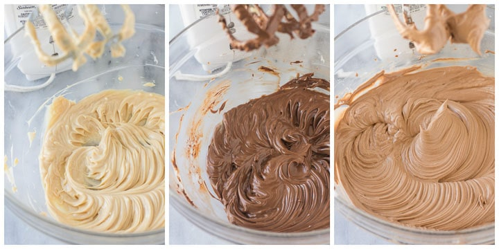 how to make frosting for butterfinger cake