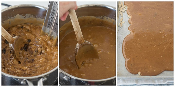 how to make coffee toffee steps 7 through 9