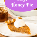 pin image for honey pie