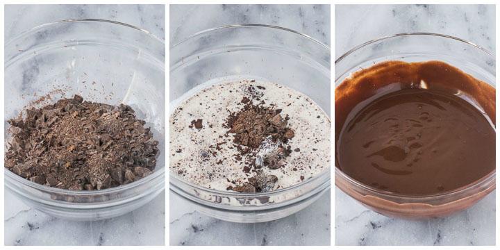 how to make chocolate ganache step by step