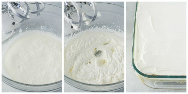 how to make lemon poke cake step by step 3