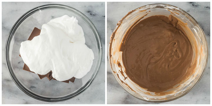 how to make chocolate pie filling step by step