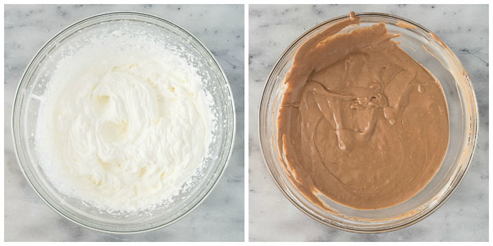 how to make easy chocolate pie steps 3 and 4