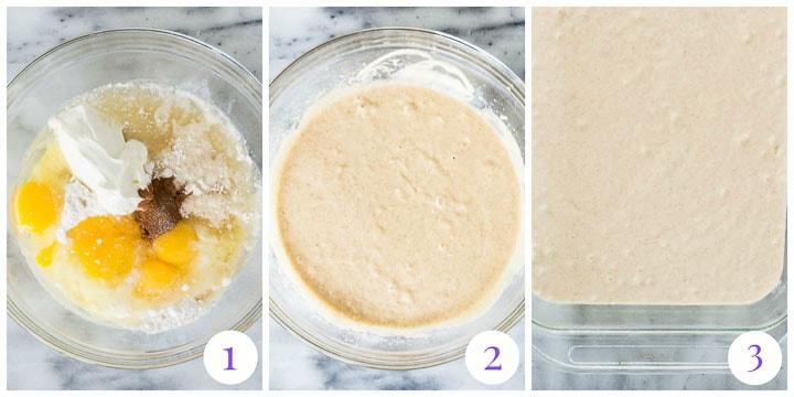 how to make fireball cake