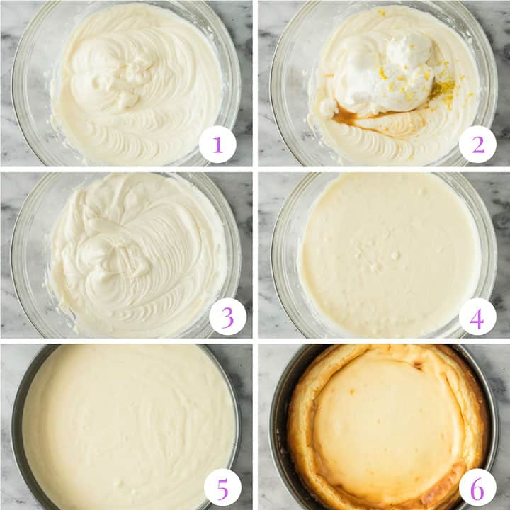 how to make pineapple cheesecake filling