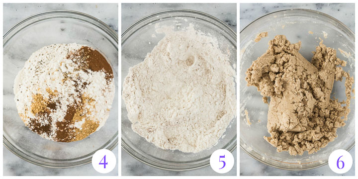 how to make speculaas cookies step by step