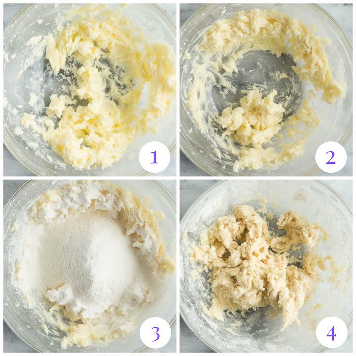 how to make melting moments cookies step by step