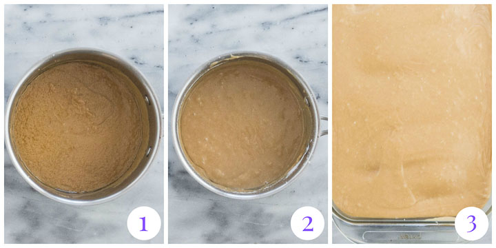 how to make easy peanut butter frosting
