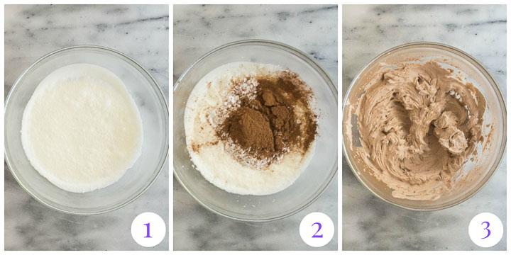 how to make chocolate whipped cream