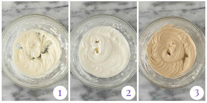 how to make espresso cake filling