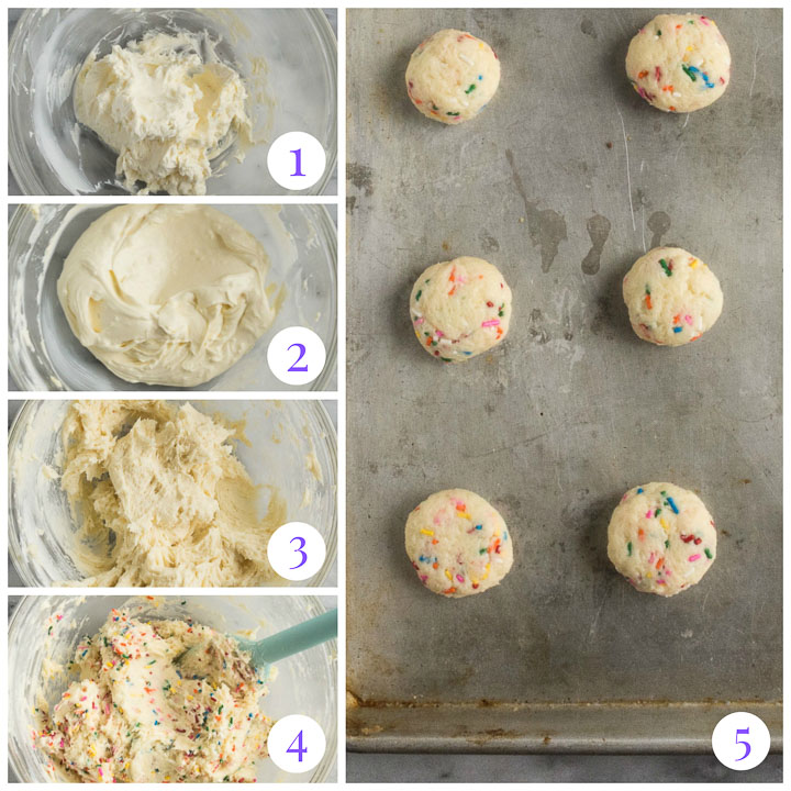 how to make cookies step by step
