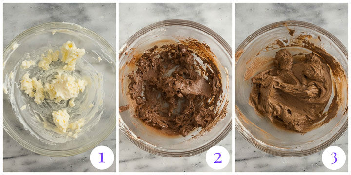 how to make mocha frosting