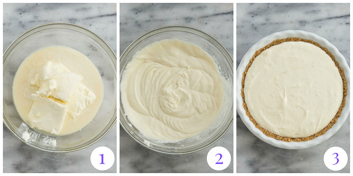 how to make cherry cream pie filling