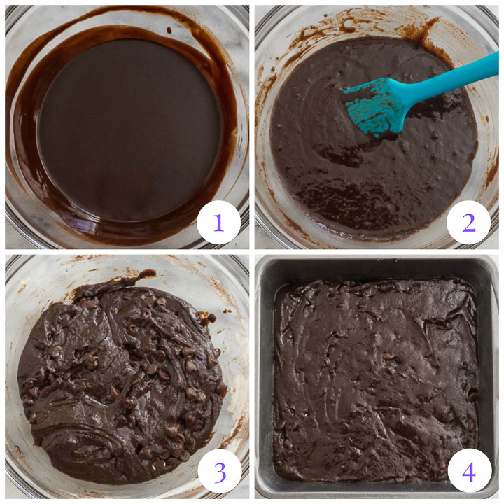 how to make espresso brownies