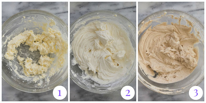 how to make espresso frosting