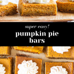 pinterest image for bars with text overlay