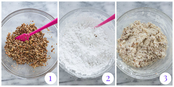 how to make coconut bonbons