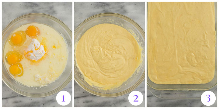 how to make yellow cake with a cake mix