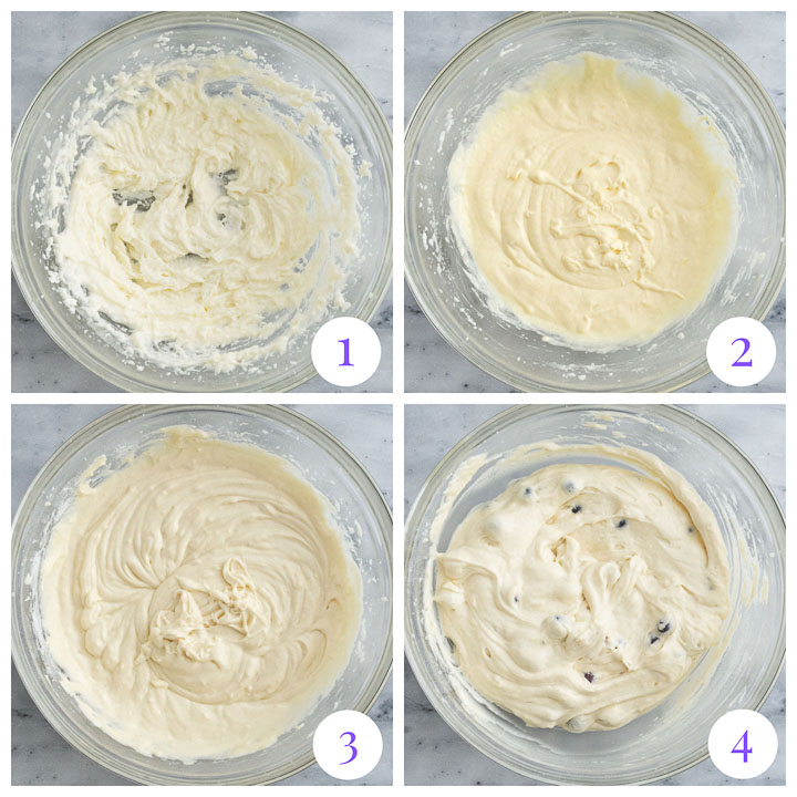 how to make cupcake batter step by step
