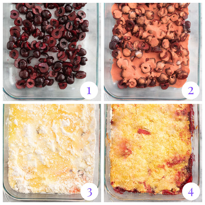 how to make cobbler step by step