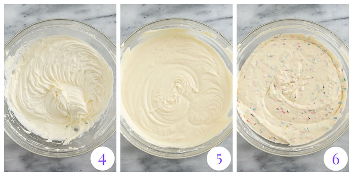 how to make cheesecake filling