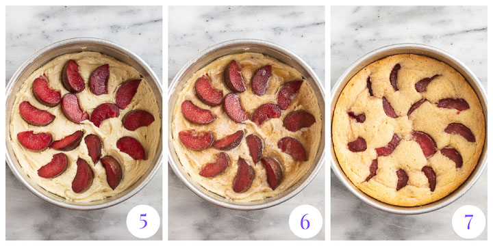 how to finish cake