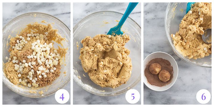 how to finish cookies