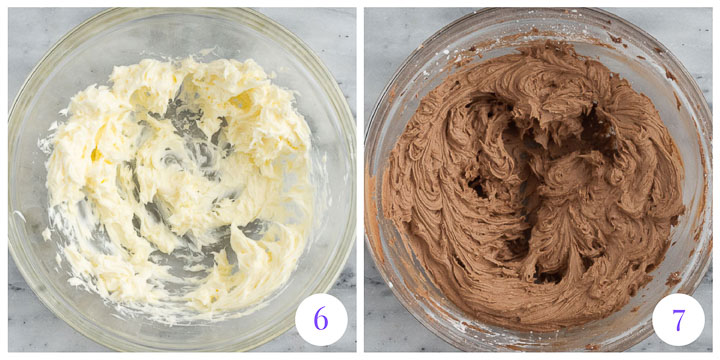how to make Nutella frosting
